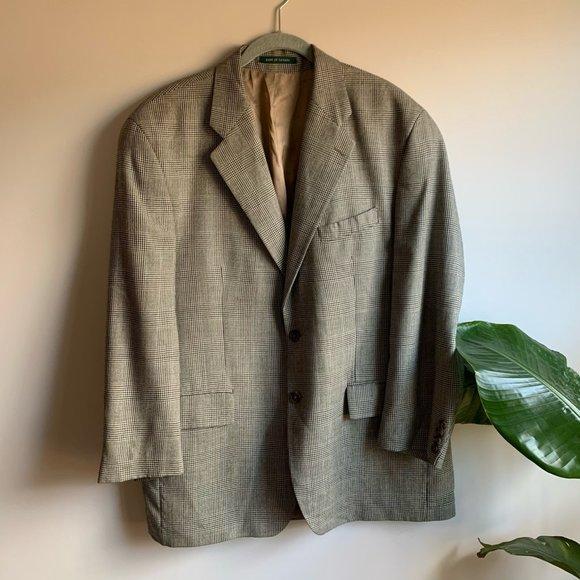 Vintage Lauren Ralph Lauren Sport Coat Size 44R